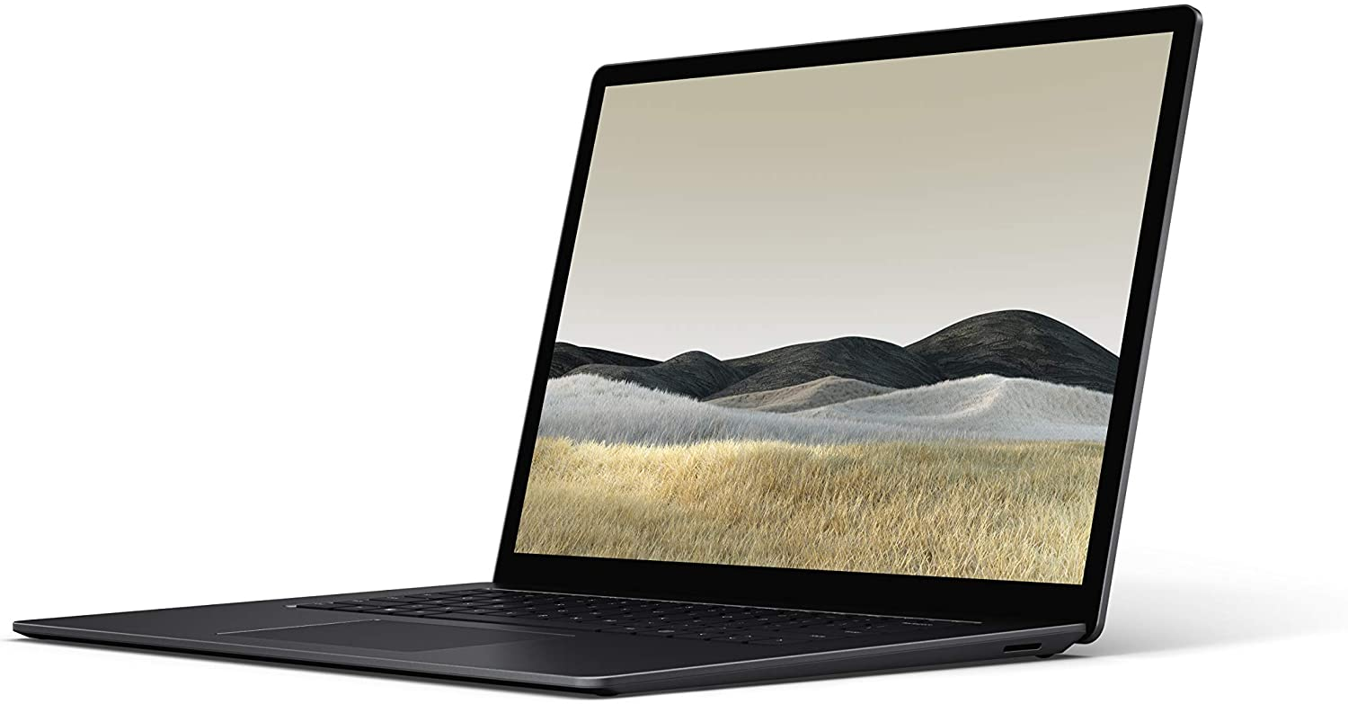 "New Microsoft Surface Laptop 3 – 15"" Touch-Screen – AMD Ryzen 7 Microsoft Surface Edition - 32GB Memory – 1TB Solid State Drive – Matte Black"