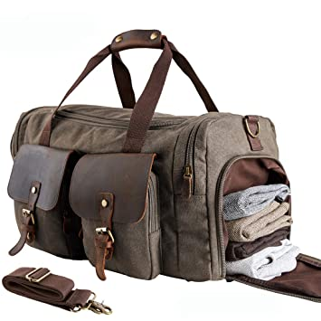 MEWAY Large Multi-Functional Canvas Travel