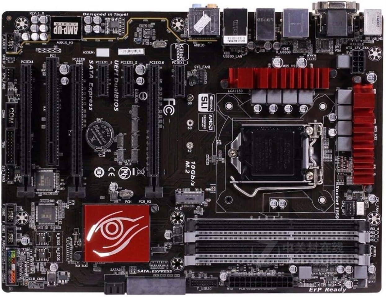 Placa Base De La Computadora Fit For Gigabyte GA-Z97X-GAMING 3 Placa Base Z97X-GAMING 3 Z97 Slot LGA 1150 DDR3 USB3.0 SATA3.0