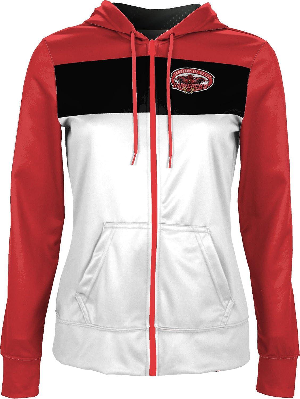 Prime Jacksonville State University Girls Zipper Hoodie School Spirit Sweatshirt