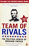 Team of Rivals: The Political Genius of Abraham Lincoln by Doris Kearns Goodwin (12-Feb-2009) Paperback
