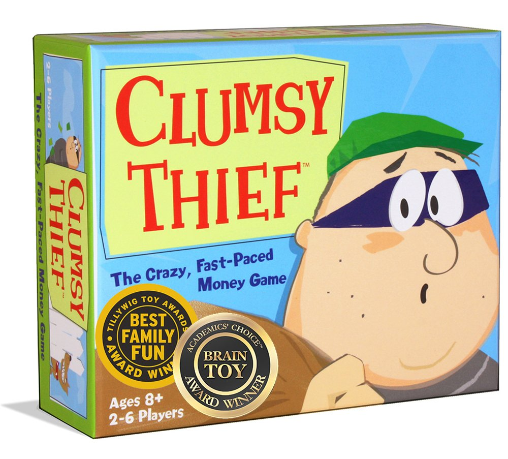 Melon Rind CLUMSY THIEF - Adding to 100 Game