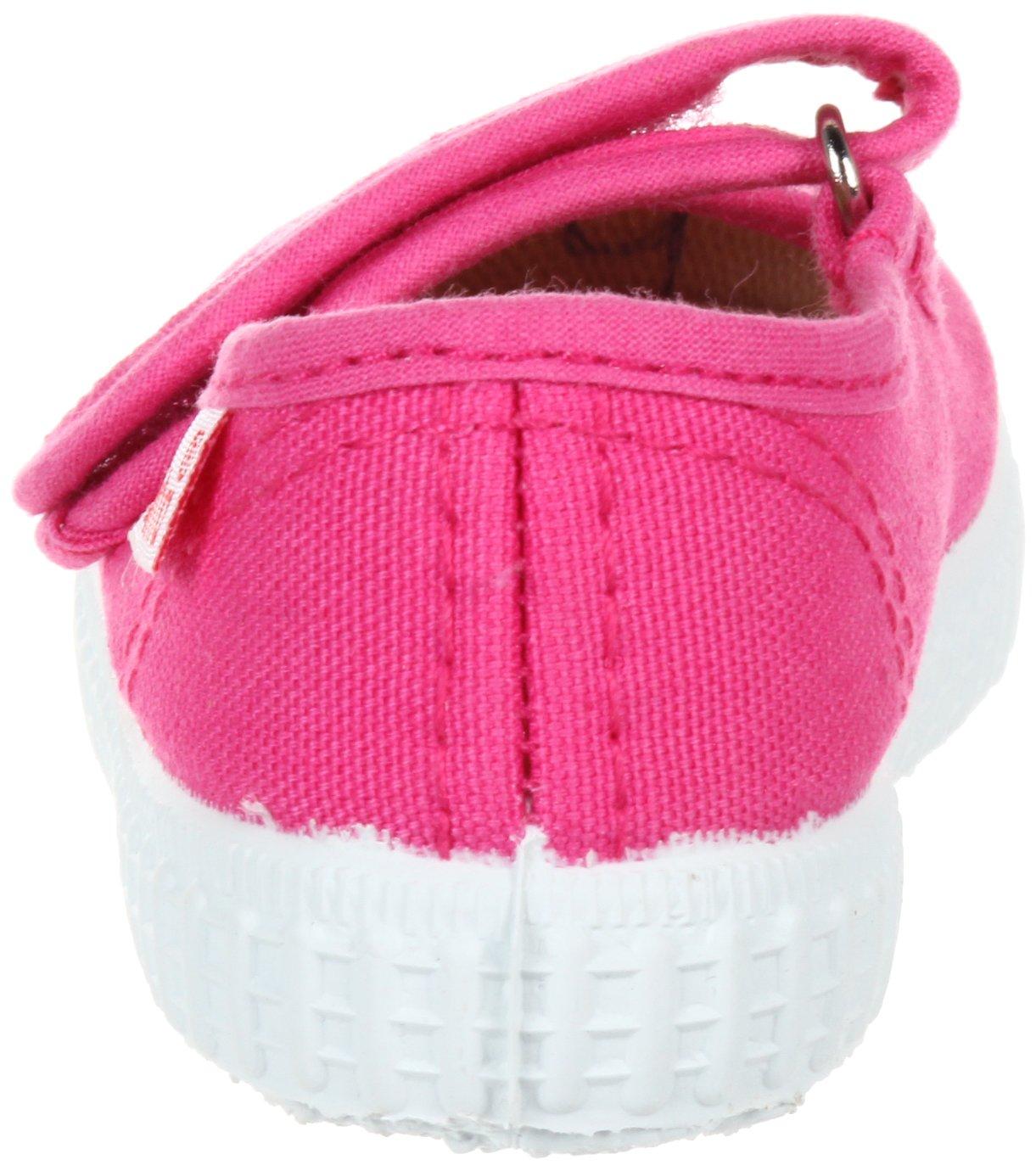 Cienta Girls Mary Jane Shoe, Fuchsia, 19 M EU / 3.5 M US Toddler by Cienta (Image #2)