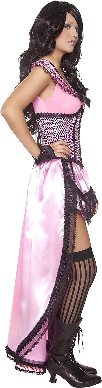 Smiffys - Disfraz de vaquero del oeste para mujer, talla L (SM23023-L): Amazon.es: Juguetes y juegos