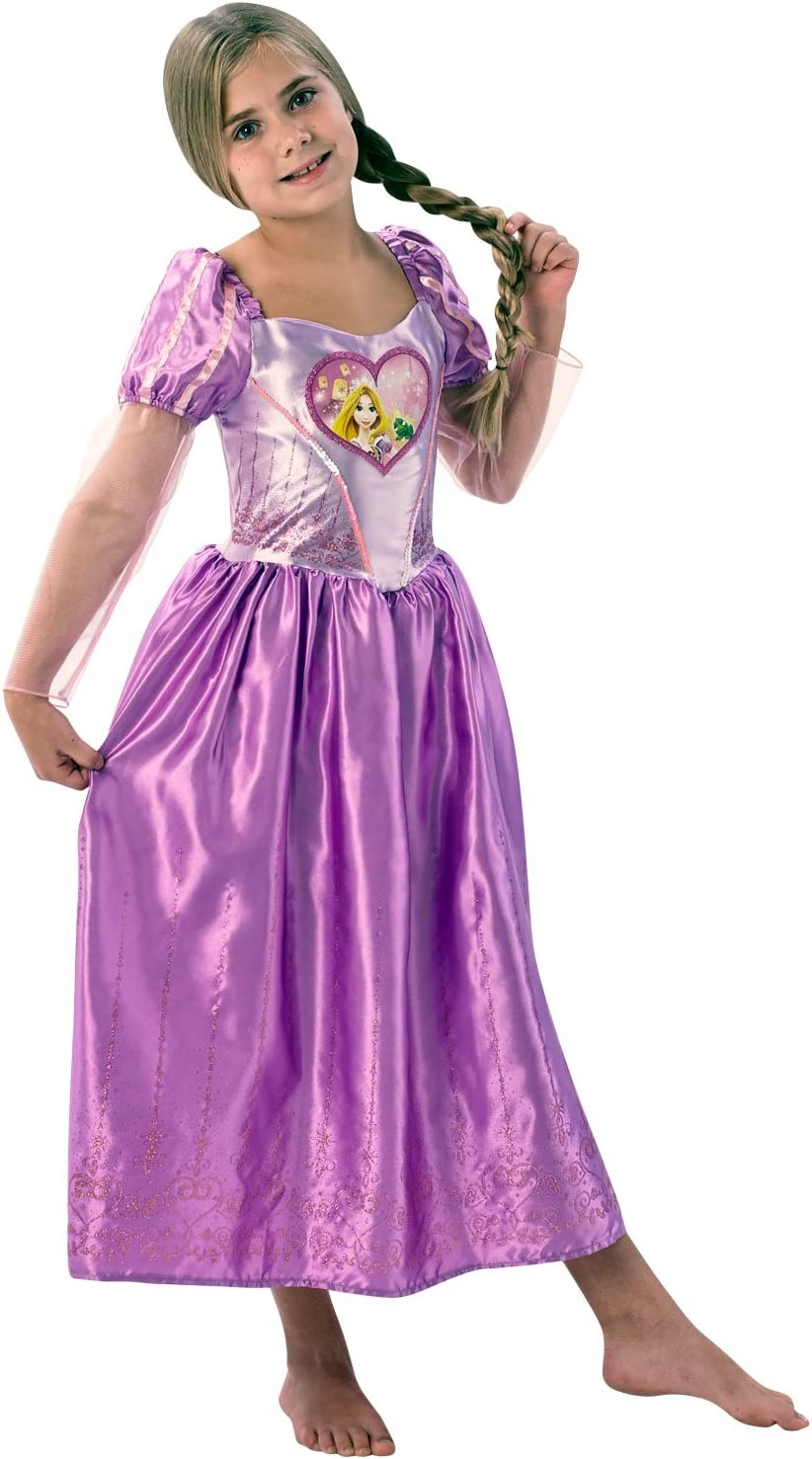 Rubies 610596 Disfraz Oficial de Disney Princesa Rapunzel ...