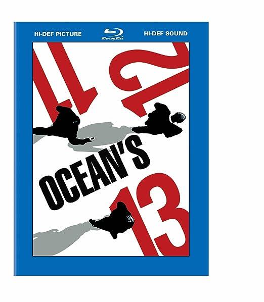Oceans Eleven Twelve & Thirteen Reino Unido Blu-ray: Amazon.es: Ocean S Eleven Twelve & Thirte: Cine y Series TV