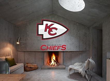 Kansas City Chiefs Sticker Decal