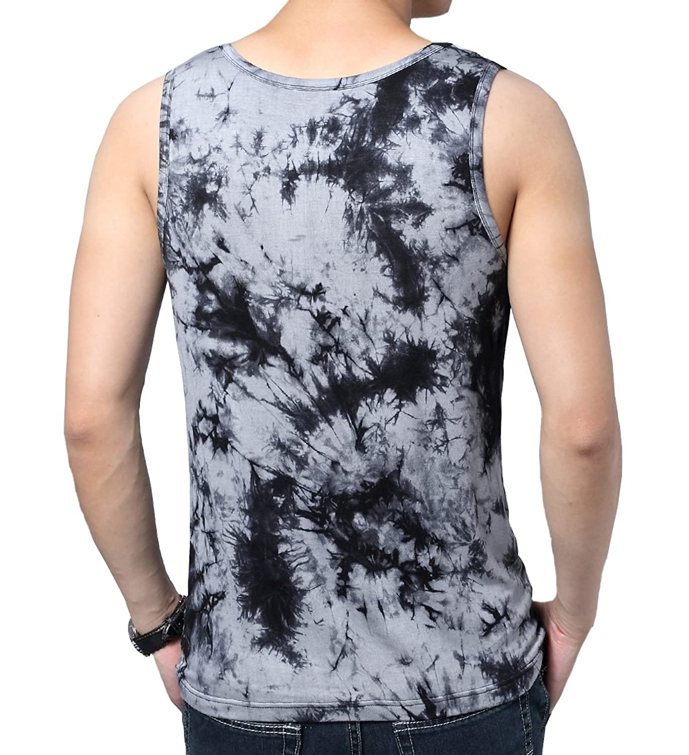 Shoppen Sie Ouye Herren Sommer Muscleshirt Athletic Tank Top Unterhemden  auf Amazon.de:Tops