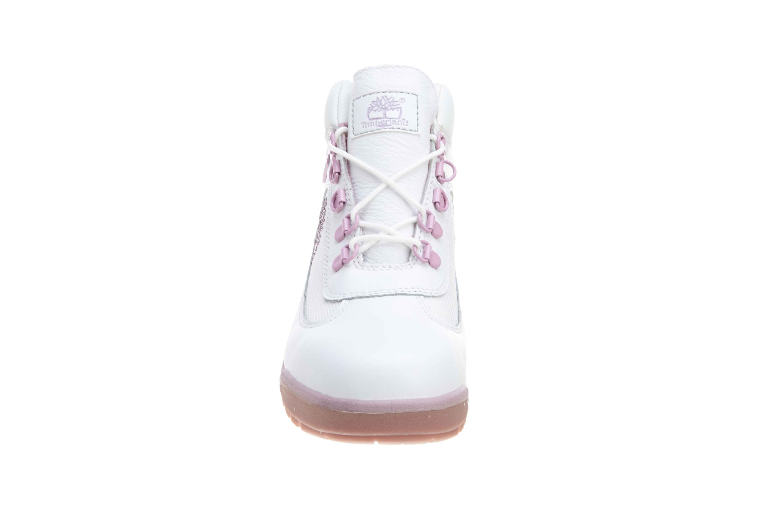 Timberland Field Boots (Gs) Big Kids Style: 25985-LUXWHITE Size: 4.5 by Timberland (Image #5)