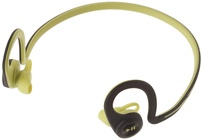 san francisco ae9cd 2fff2 Plantronics BackBeat FIT Wireless Bluetooth Workout Headphones - Waterproof  Sports Headphones for Running and Workout, Green, Frustration Free ...