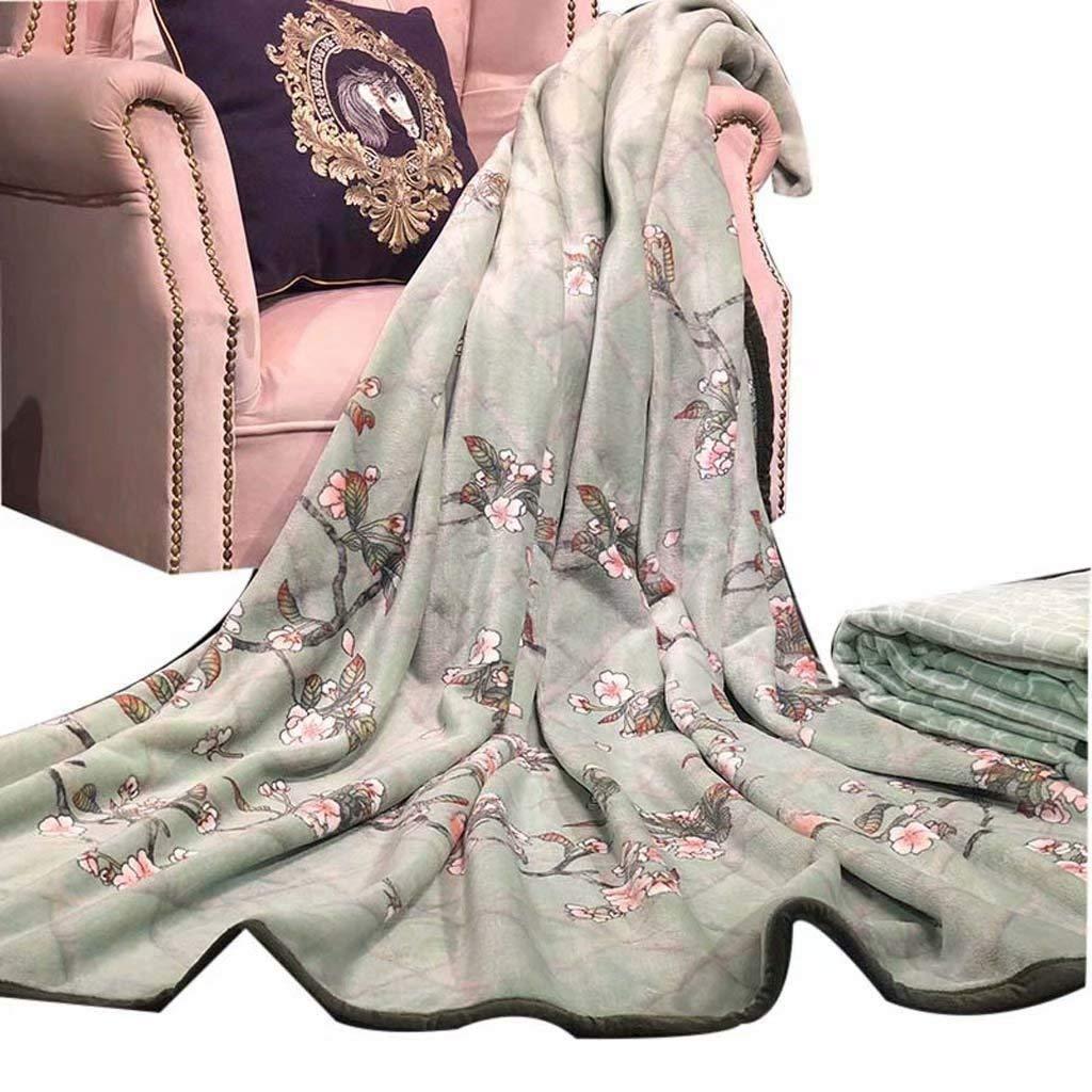 静電気防止ブランケットキルト冬サンゴ厚い毛布毛布厚い暖かい綿毛布 - 静電気 JINGYS B07Q8KZ4HY タイプ6 150*200cm