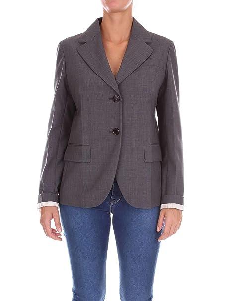 Amazon it Giacca P501gkro1 42 Abbigliamento Grigio Donna Prada Scuro YBwZTx