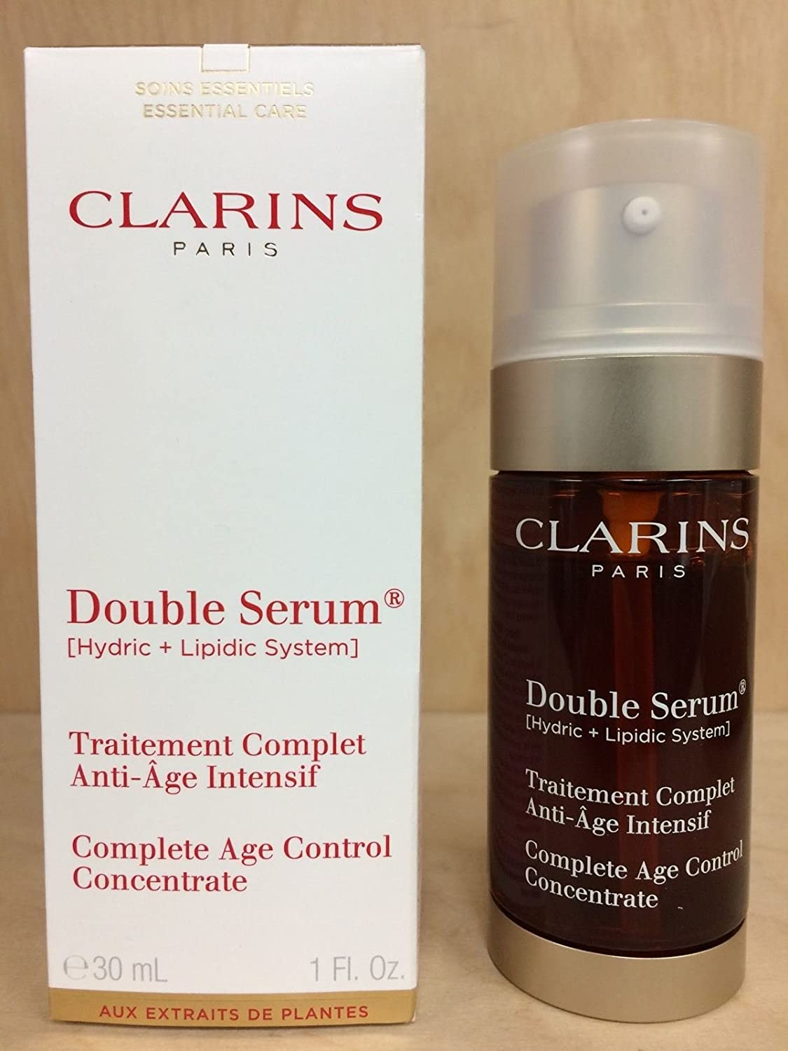 Double Serum by Clarins #8