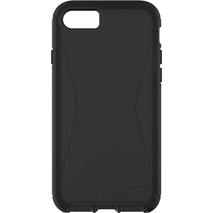 new product 5e9b4 4c641 Tech21 Evo Tactical Case for iPhone 7/8 - Black