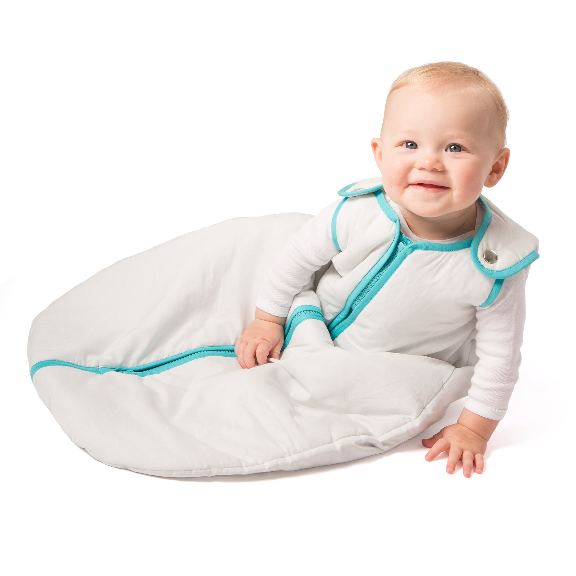 Baby Deedee Sleep Nest Baby Sleeping Bag, Dream Blue, Large