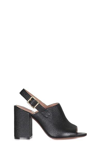 848cd71d8c6 L Autre Chose Women s Court Shoes Black Size  3.5-4  Amazon.co.uk ...