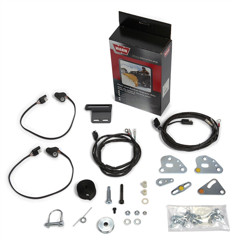 WARN 88950 ProVantage ATV Plow Combo Limit Slack Control