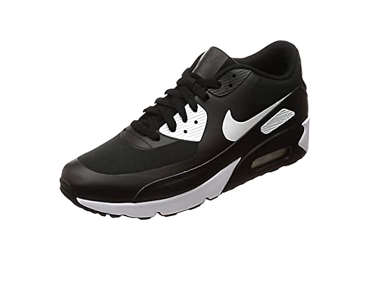 Nike Herren Air Max 90 Ultra 2.0 Essential Turnschuhe, grau, 41 EU