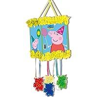 Peppa Pig - Piñata viñeta, 20x30 cm (Verbetena