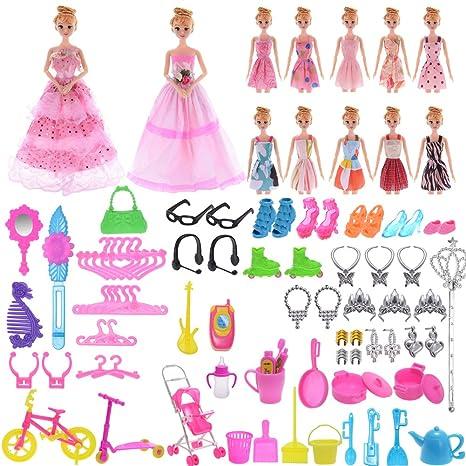 Set di vestiti per bambole 6f6d6586a14