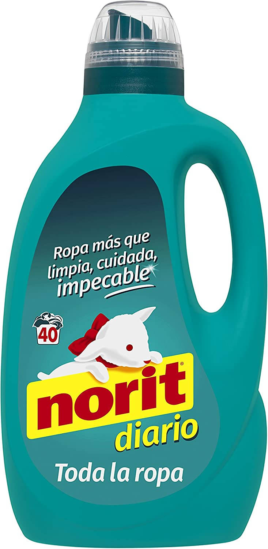 Norit - Detergente Diario Toda La Ropa 2120 ml: Amazon.es: Salud y ...