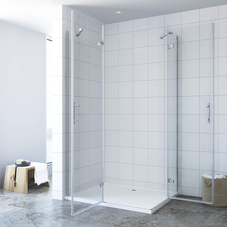 Cabina de ducha para esquina.: Amazon.es: Bricolaje y herramientas
