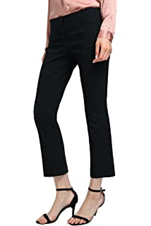 47a7291a4 ATOUR Women's Bootcut Dress Pants Stretch Comfy Work Trousers Office Wear  Casual Ladies Pant