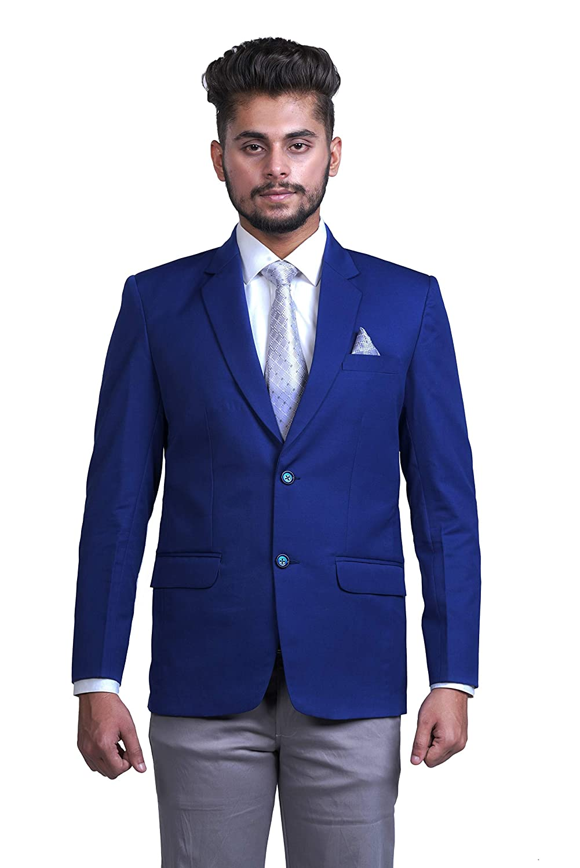 Best Blue Slim Fit Formal Blazer