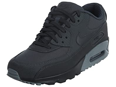 cce3768482 Nike Air Max 90 Essential Grey 537384-059 Size: 10 UK: Amazon.co.uk ...