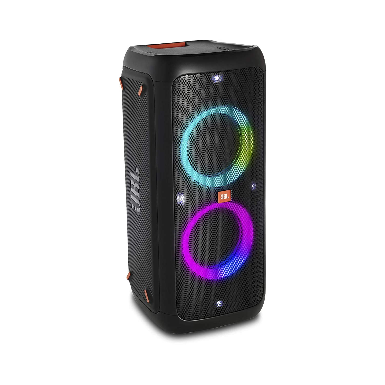 JBL PartyBox 200 Powerful Wireless Speaker with Vivid Light