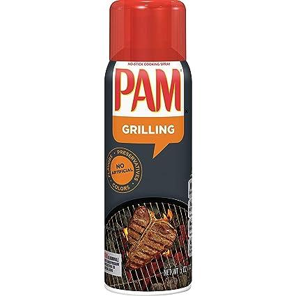 Pam no-stick Spray para Aceite de cocina para asar a la ...
