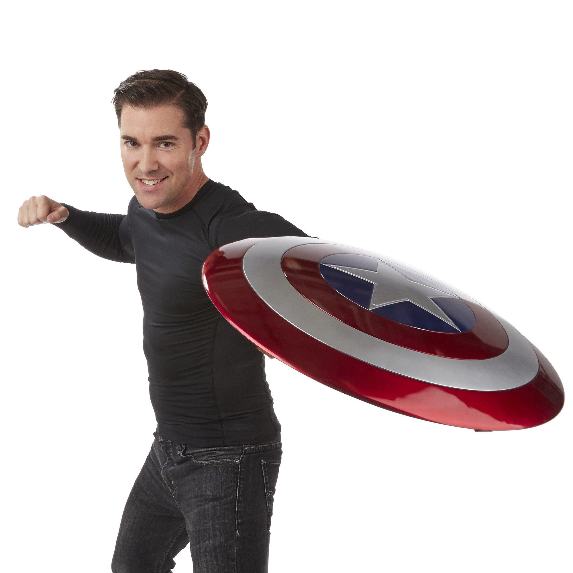 Marvel Legends Captain America Shield by Avengers (Image #8)