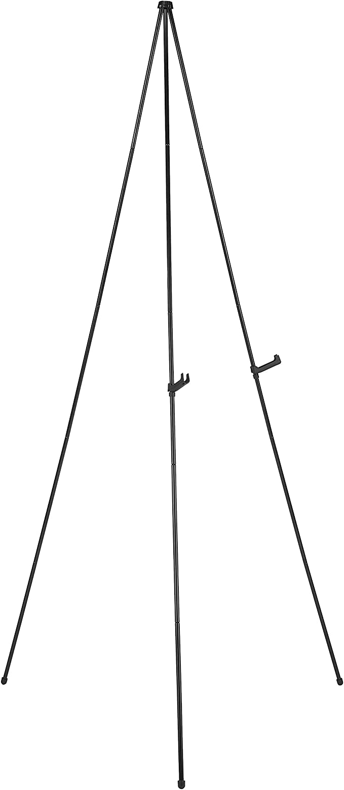 Amazonbasics Instant Adjustable Collapsible Artist Easel Tripod Supports 5 Pounds Amazon Ca Office Products