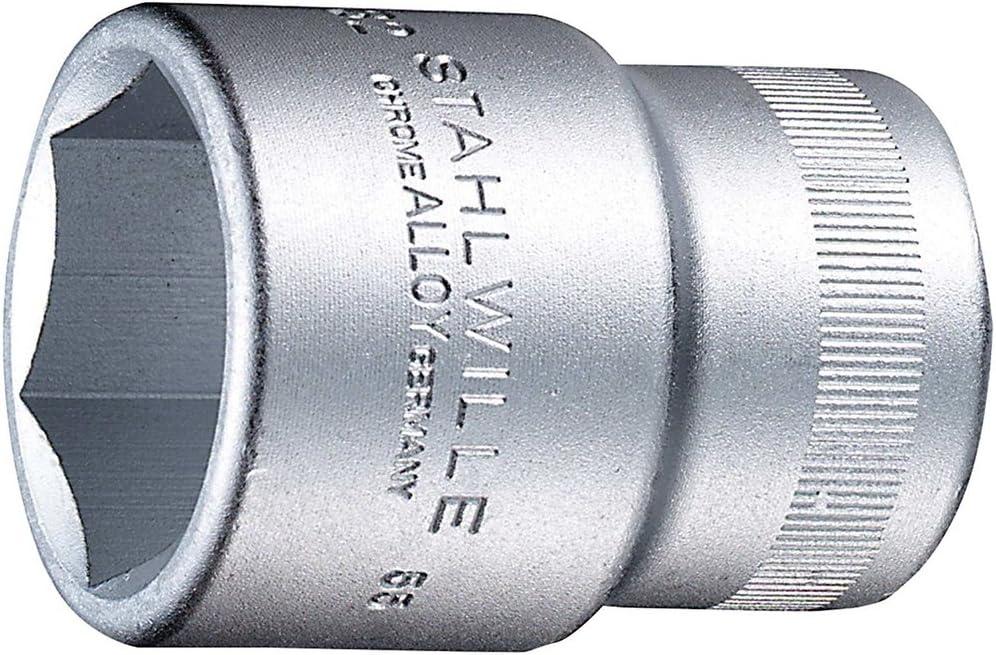 STAHLWILLE 19 Steckschl/üssel-Einsatz 55 19mm