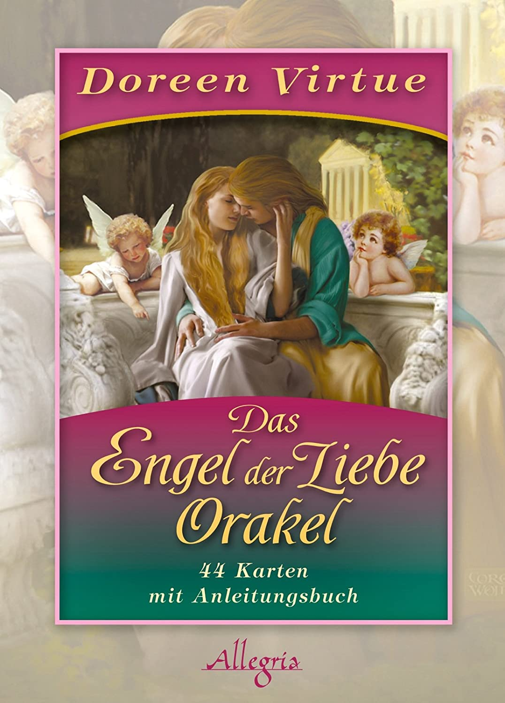Das Engel der Liebe-Orakel: Kartendeck Doreen Virtue Angelika Hansen Allegria 3793422399