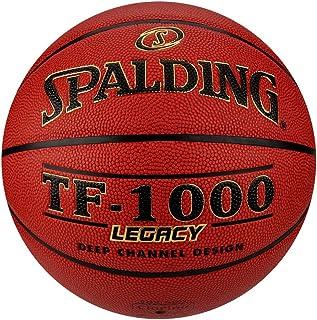 Ballonÿdeÿbasket-ballÿSpaldingÿint'rieurÿTFÿ1000