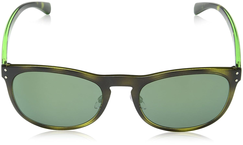 Unisex Earmani 4098 Sunglasses, Brown 50266R, 54 Emporio Armani