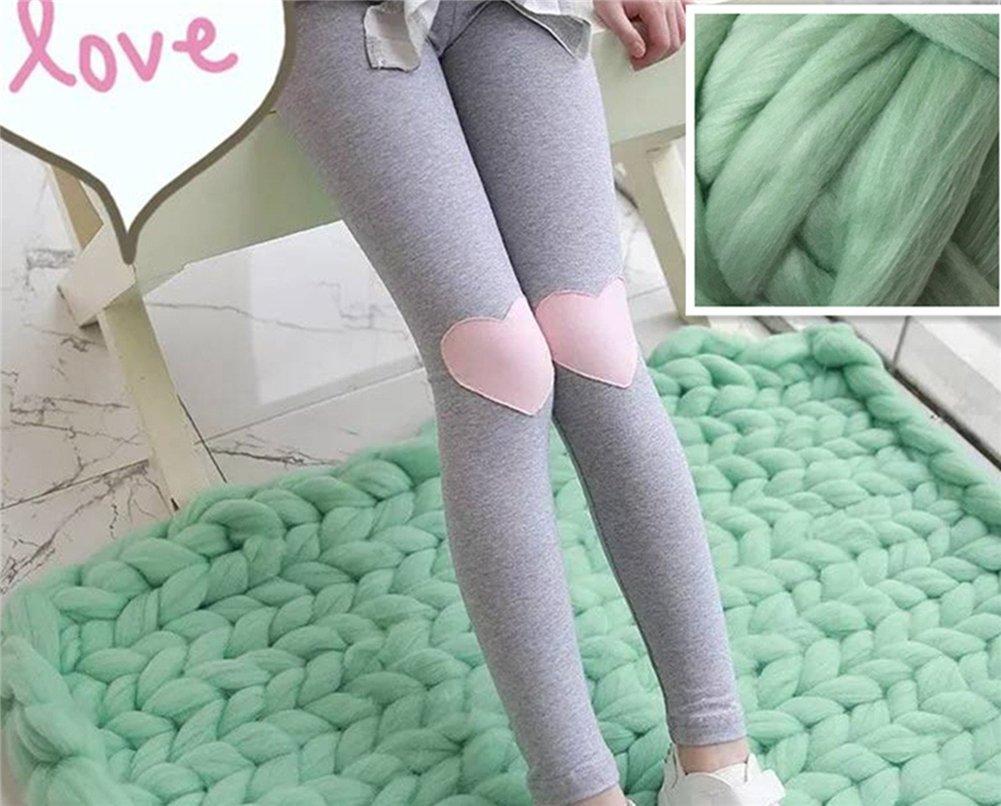 Giant Wool Yarn Chunky Arm Knitting Super Soft Wool Yarn Bulky Wool Roving 250g//0.55 lbs, Dark Grey