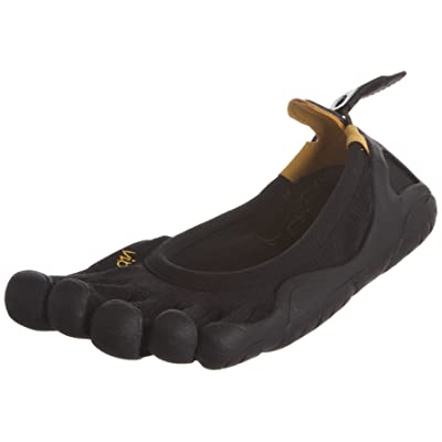 Vibram Five Fingers Women's Classic Shoe (40 EU/8.5-9 US, Black/Black): Shoes