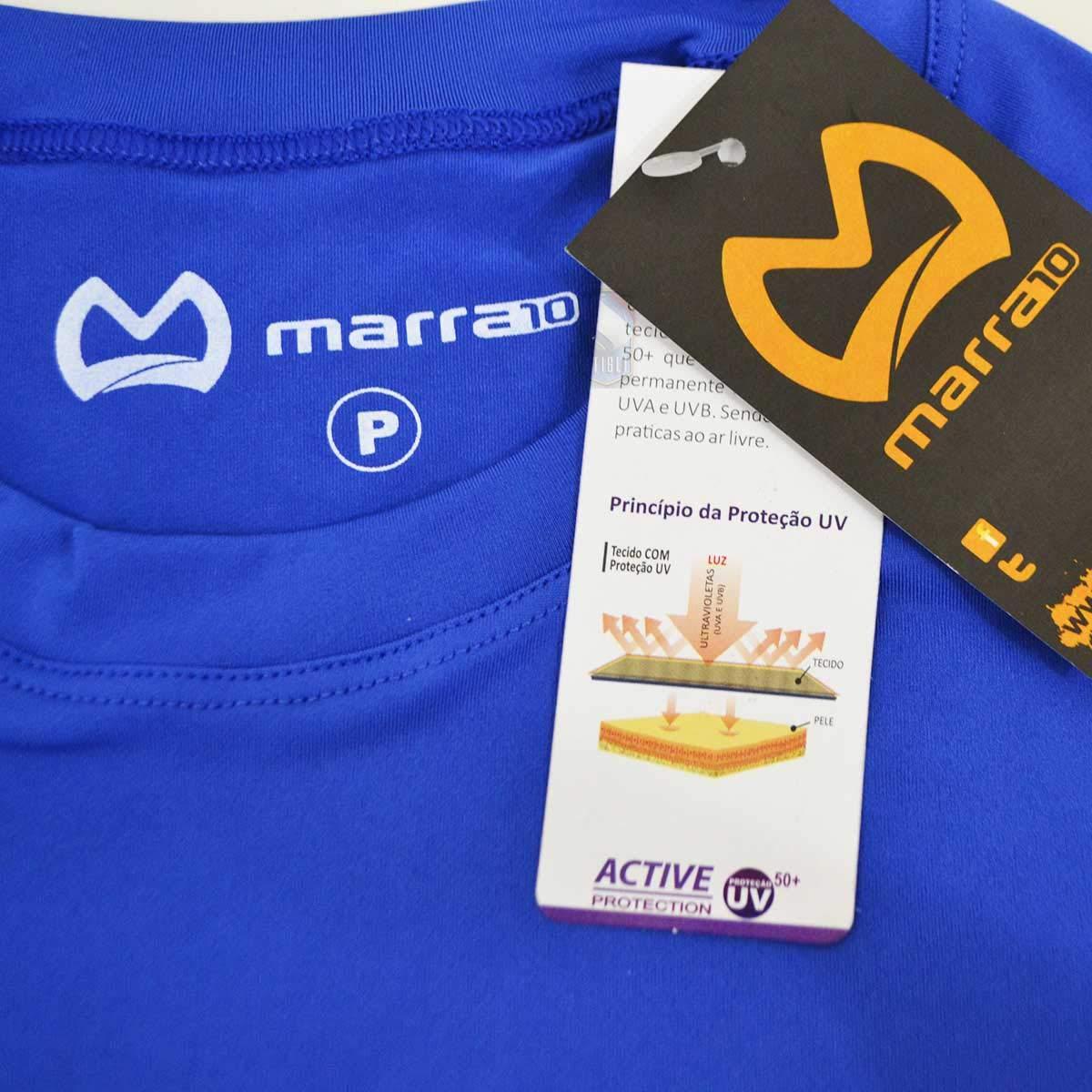 Camisa De Compressão Térmica Marra 10 Pro Proteção Solar Manga Longa   Amazon.com.br  Esportes e Aventura ec444e1cdf1a7