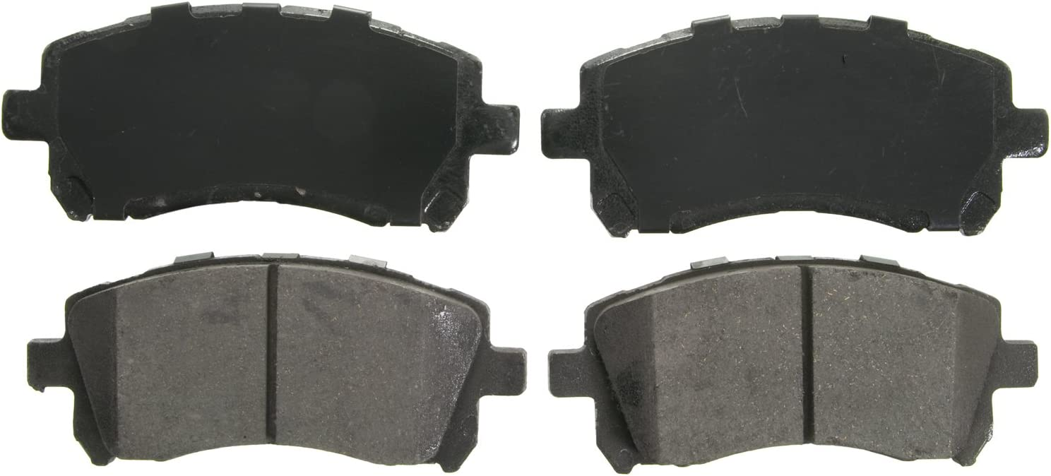 Disc Brake Pad Set-QuickStop Disc Brake Pad Front Wagner ZD1089