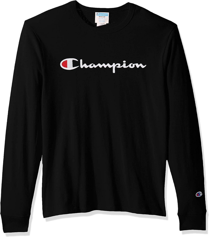 Champion LIFE Mens Heritage Long Sleeve Tee