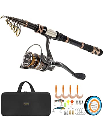 Amazon.com: Rod & Reel Combos - Fishing: Sports & Outdoors