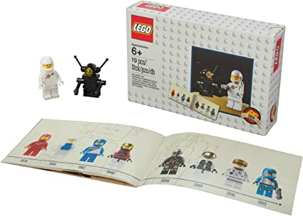 Lego City Astronaut cty1092 Space Port Astronaute Minifigure Figurine New