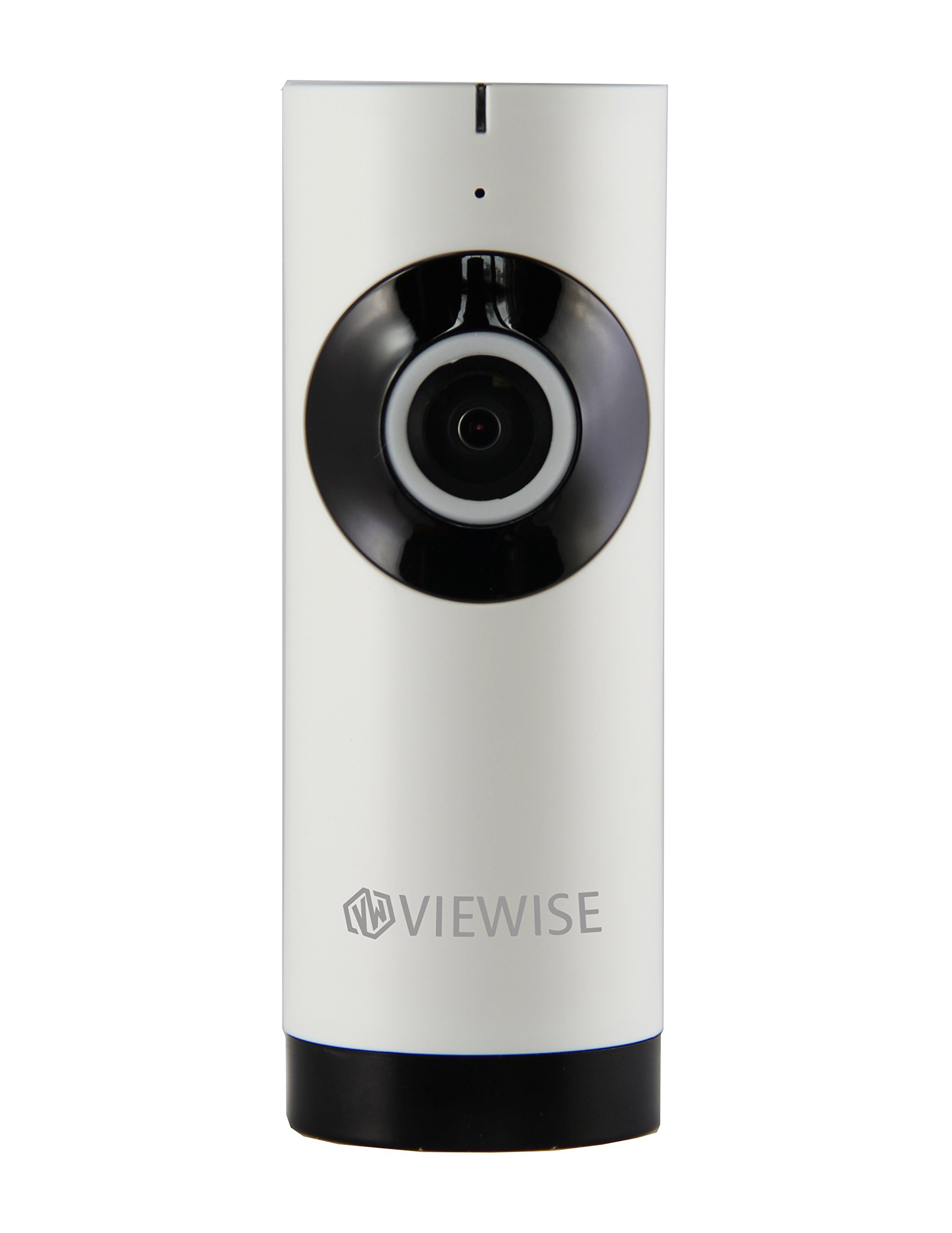 VIEWISE 720P HD Wireless Camera 185 degree Fisheye Network Monitoring IP Camera WiFi Baby Pet Monitor Security Camera Night Vision Two-Way Audio Motion Alert Household Camera