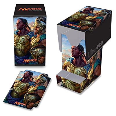Magic the Gathering: Commander 2016 PRO-100+ Deck Box - Kynaios and Tiro of Meletis: Toys & Games