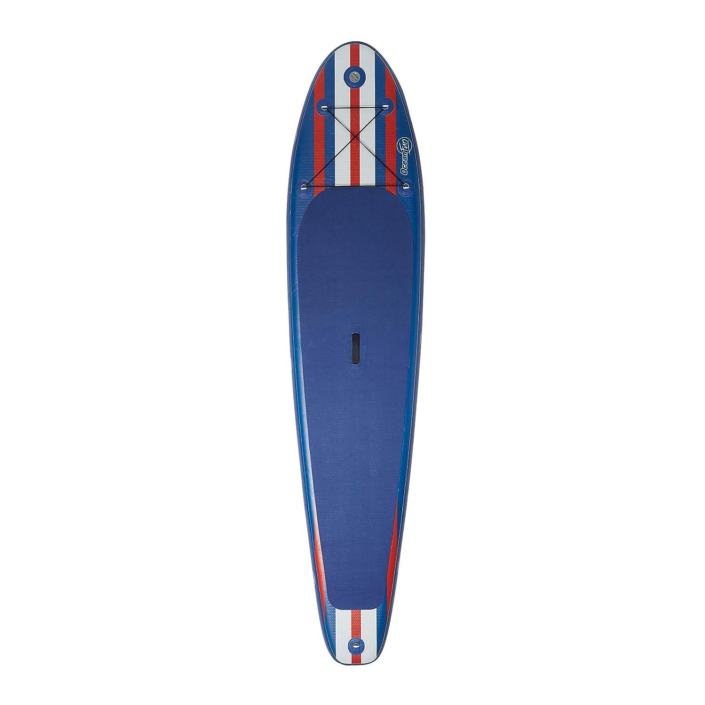 Ocean Fun Sporty - Tabla de Surf Hinchable (160 kg, con Bomba de ...