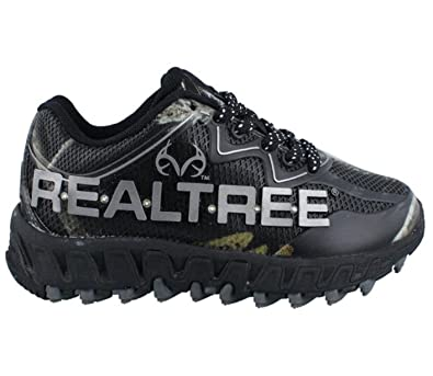4ce94c88f5204 Amazon.com | Boy's Realtree Outfitters Panther Jr Lace up Sneaker ...