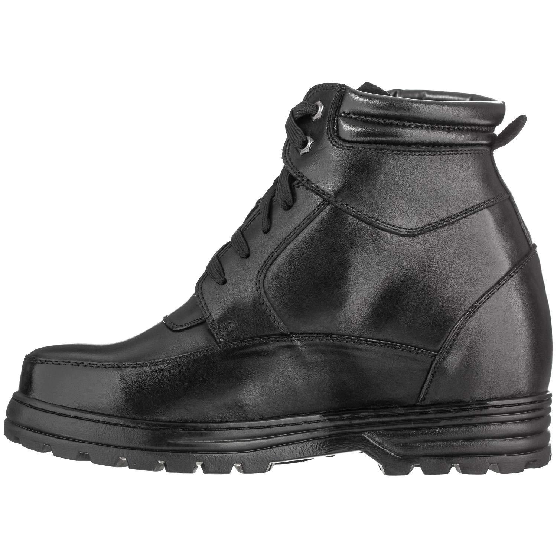 K-CALDEN 881801-13,21 (5,2 )-Tappetto cm, altezza aumentare ascensore ascensore ascensore scarpe, stivali da motociclista, colore  nero 644a13