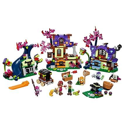 Amazon.com: LEGO Elves Magic Rescue from the Goblin Village 41185 ...